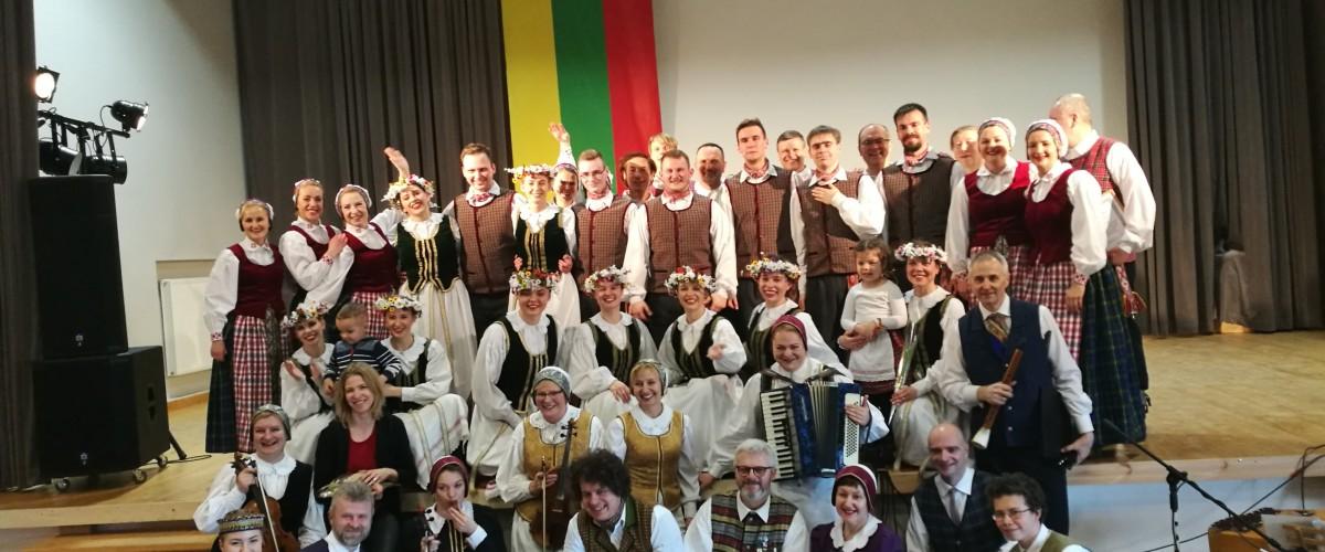 Vasario 16 -osios, Lietuvos valstybės atkūrimo dienos, šventė