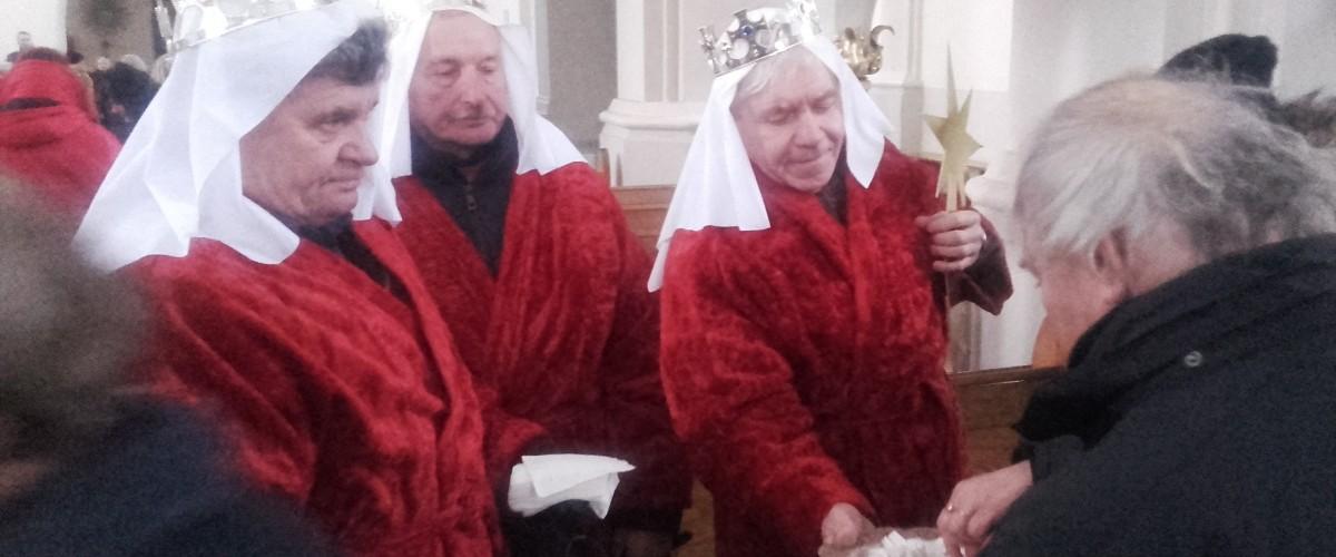 """,,Ir atėjo Trys Karaliai"""""""