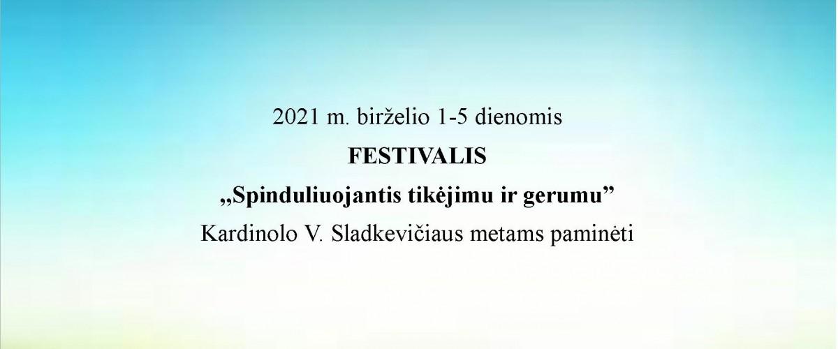 Kviečiame dalyvauti festivalyje