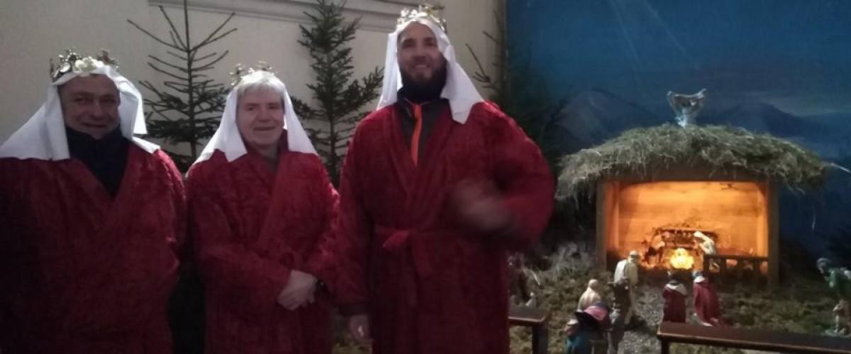 Trys karaliai Žasliuose