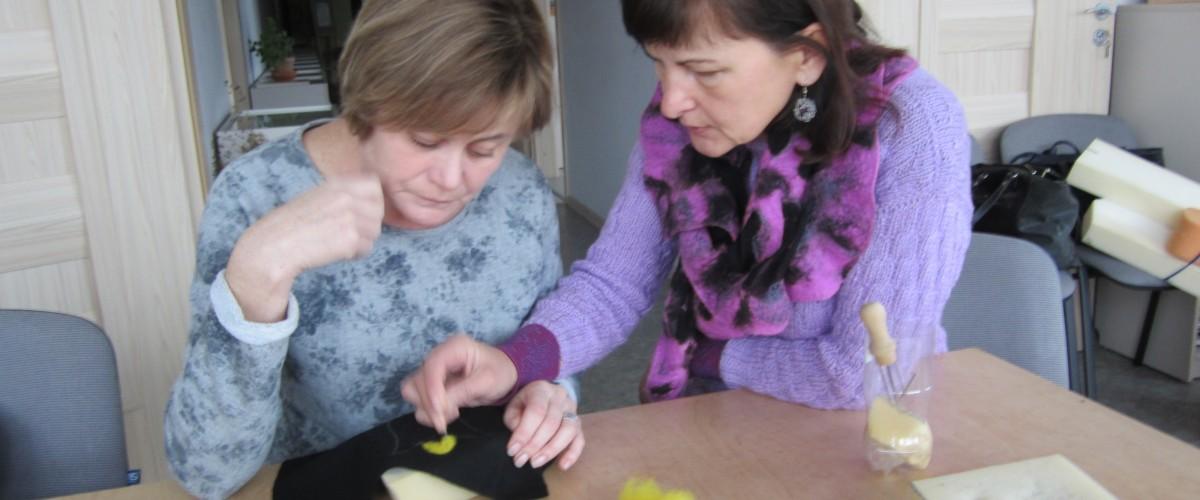 """Suaugusiųjų mokymosi savaitė ,,Mokymosi jėga ir džiaugsmas"""""""