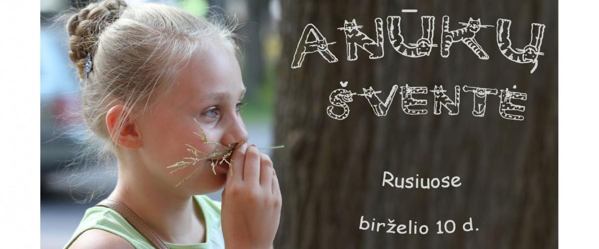 Anūkų šventė Rusiuose