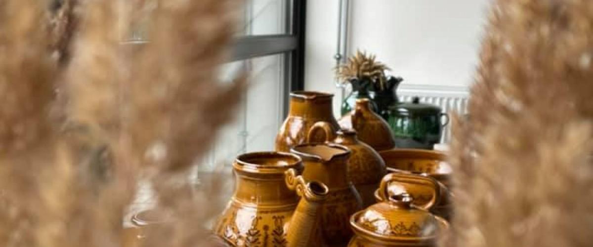 Deivido Jotaučio personalinė keramikos paroda
