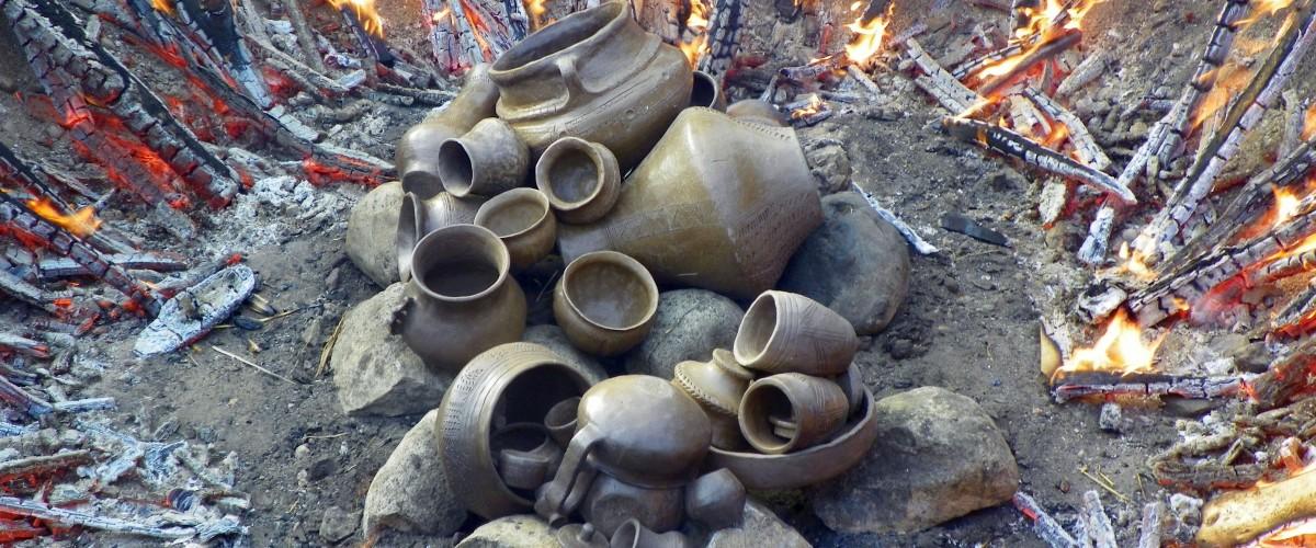 PARODA Vilniaus puodžių cechas: istorinės keramikos rekonstrukcijos