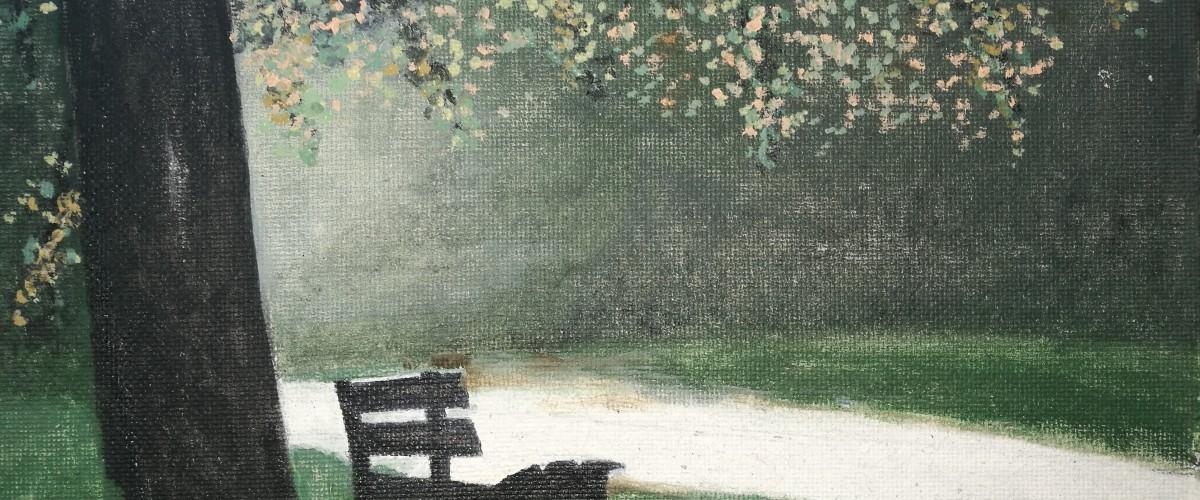 Genės Petkevičiūtės- Juozaitienės autorinė tapybos darbų paroda