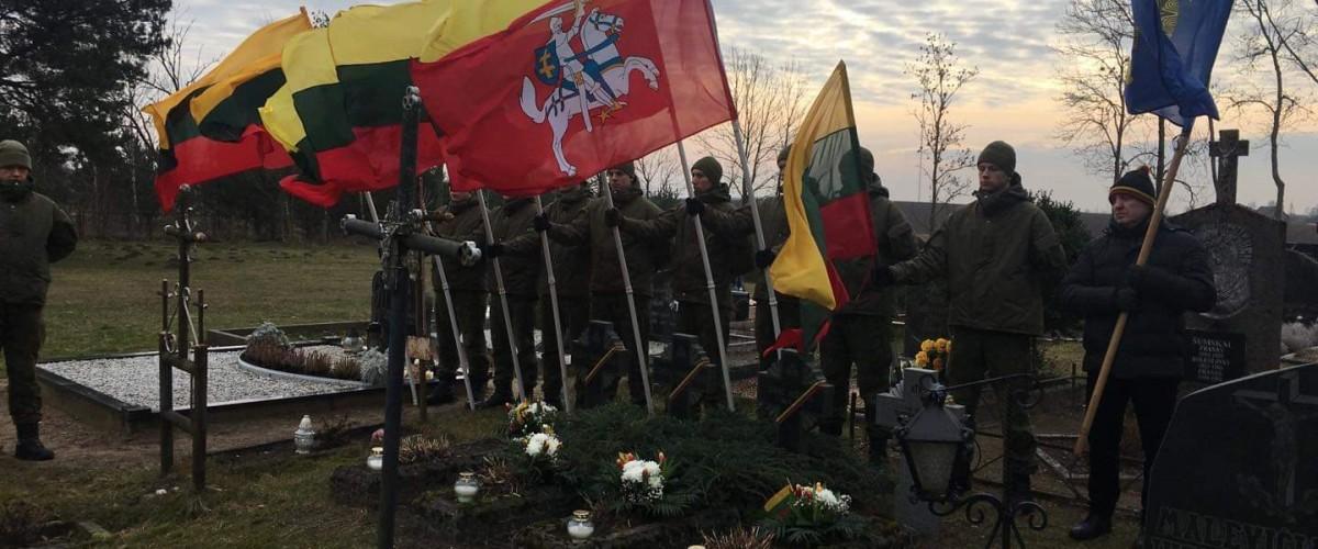 Vasario 16-oji - Lietuvos valstybės atkūrimo diena