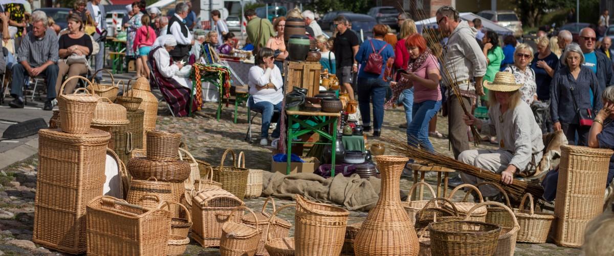 Tradicinių amatų ir folkloro šventė