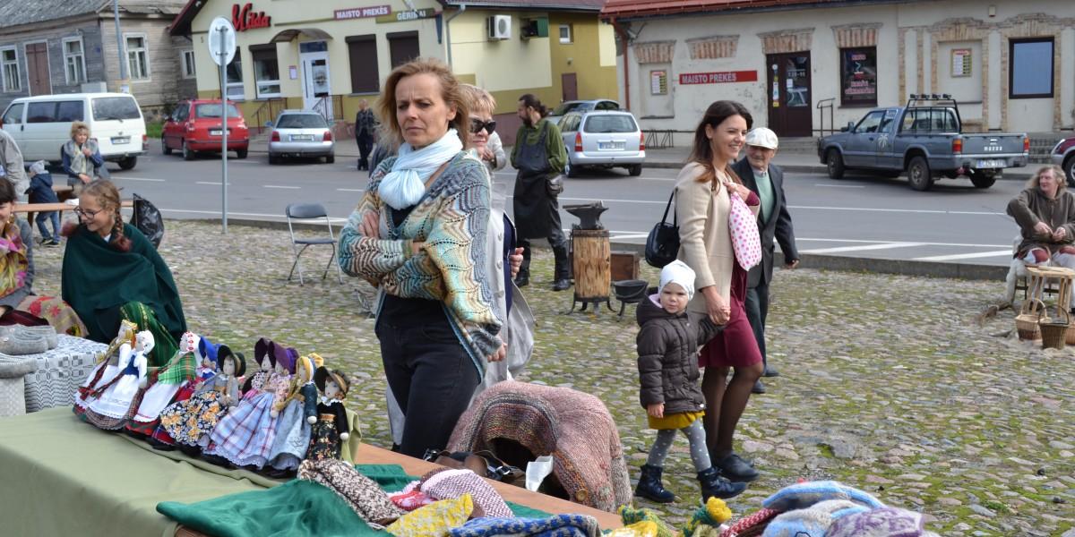 Tradicinių amatų ir folkloro šventė 2017